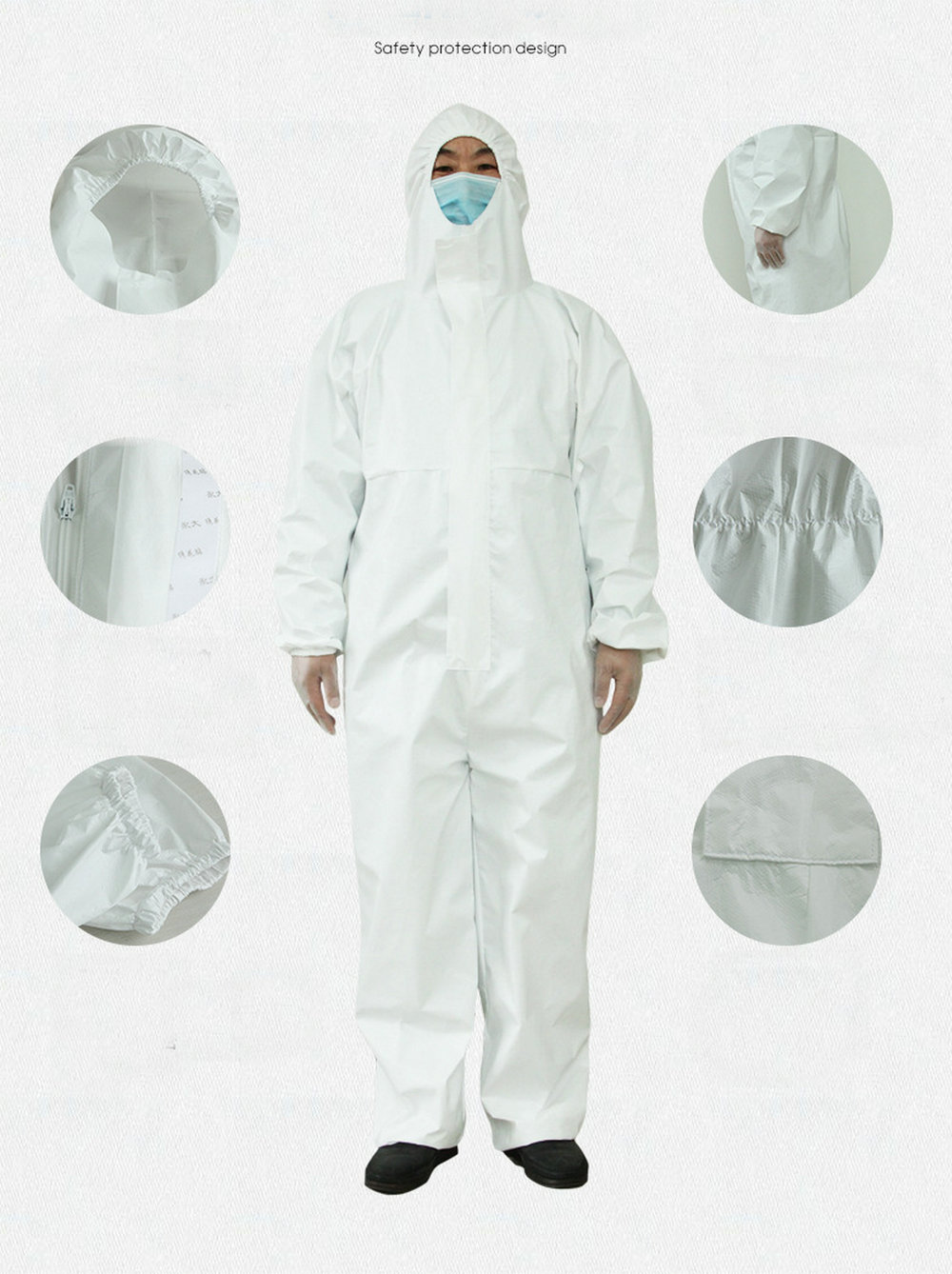 PP SMS Isolation Gowns
