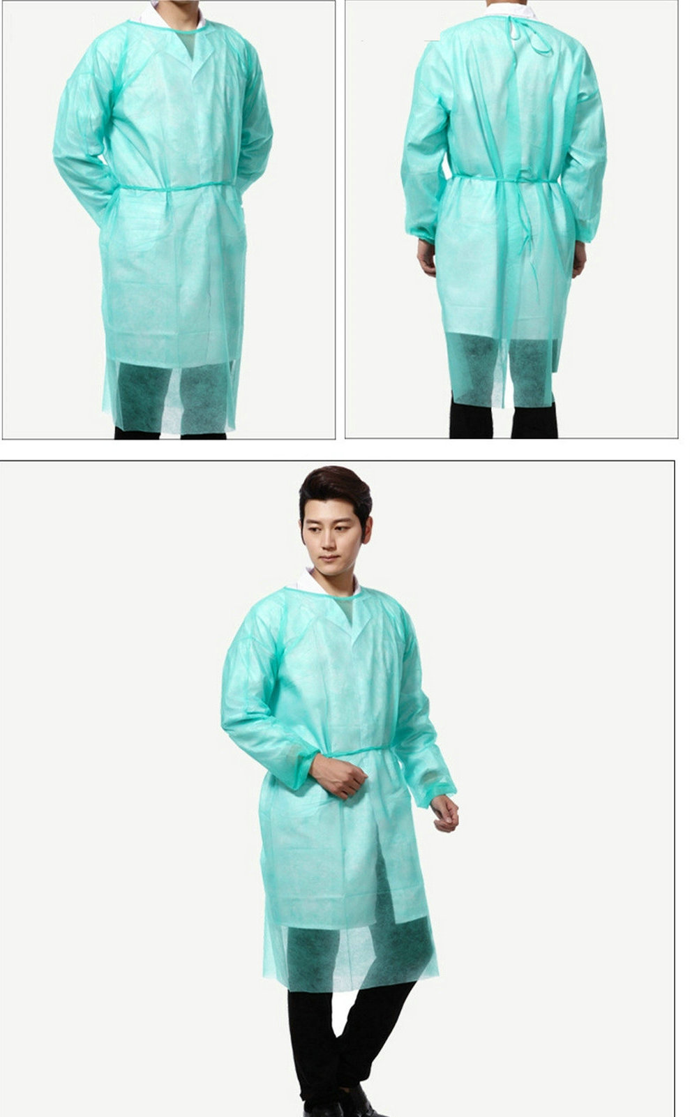 PP SMS Hospital Gowns
