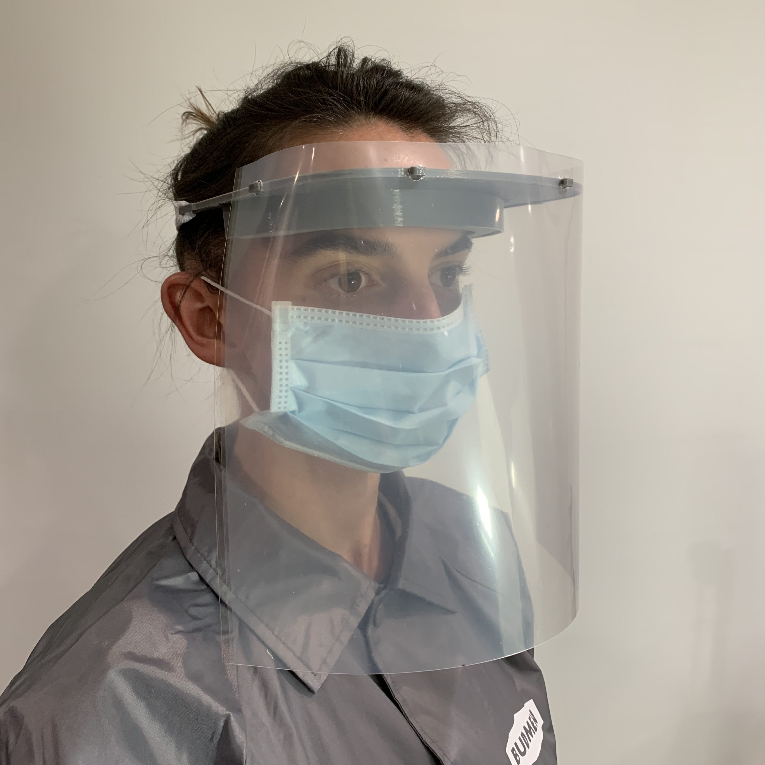 Face Shield – 3D Printed